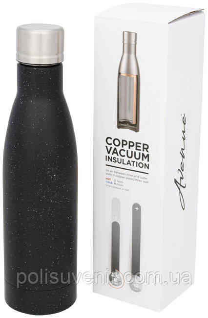 Плямиста мідна вакуумна пляшка Васа