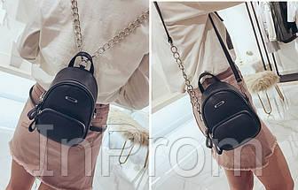 Рюкзак-сумка Lns Black, фото 3