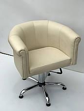 Крісло перукарське Reflection гідравліка, фото 2