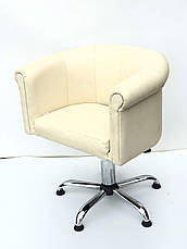 Крісло перукарське Reflection гідравліка, фото 3