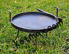 Сковорода из диска 40 см в диаметре без крышки, фото 2