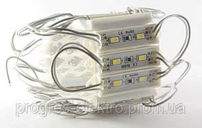Светодиодный модуль 5630 2LED 0.72W IP65 LR101