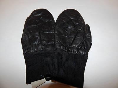 Рукавиці шкіряні чоловічі теплі р. S (7) 050PMZ