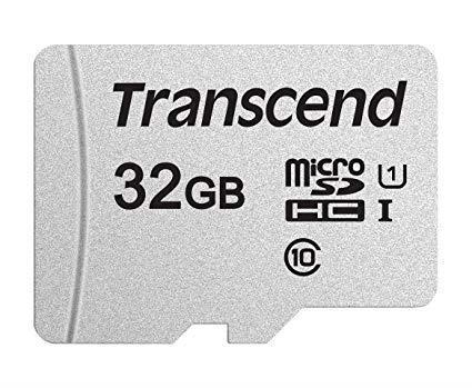 Картка пам'яті Transcend 32GB microSDHC C10 UHS-I R95/W20MB/s