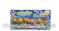 Набор фигурок мультгерои Губка Боб Sponge Bob