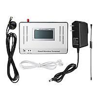Фиксированный беспроводной терминал GSM Шлюз для телефонной линии с LED GSM 900 МГц 1800 МГц 1TopShop