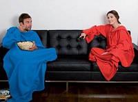 Халат домашний Snuggie Blanket (плед с рукавами), фото 1