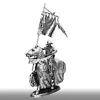 Крестоносцы. Знаменосец ордена Тамплиеров, ХІІІ век