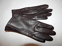 Перчатки женские кожаные теплые р.XS (5) 085PGZ