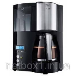 Кофеварка Melitta Optima Glass Timer black