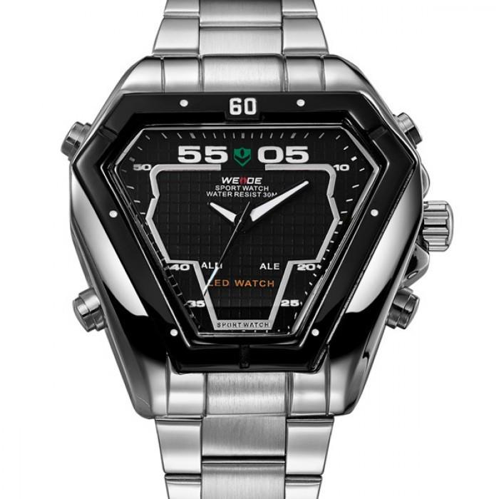 Мужские Часы Weide 01507 Silver — в Категории