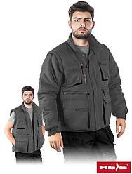 Куртка робоча утеплена Reis Польща (зимовий спецодяг) CZAPLA2 SB