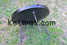 Сковорода из диска 50 см без крышки, фото 3