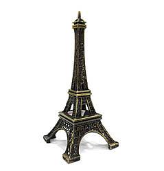Эйфелева башня металлическая 10 см
