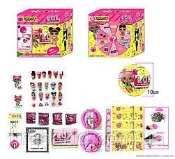 Кукла LOL в шаре Confetty Pop JL 18156/ в коробке - аналог, фото 3