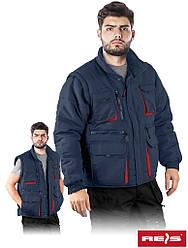 Куртка робоча утеплена Reis Польща (зимовий спецодяг) CZAPLA2 GC