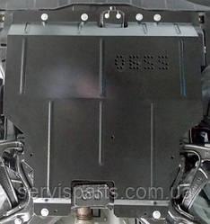 Защита двигателя Chery Tiggo 5 2013- (Чери Тиго 5)