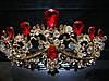 Свадебные украшения и аксессуары, диадемы, короны оптом. 9, фото 3