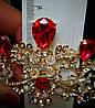 Свадебные украшения и аксессуары, диадемы, короны оптом. 9, фото 5