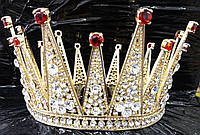Незабываемая свадебная корона. Свадебная тема от Бижутерии оптом RRR. 44