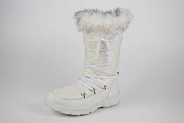 Угги женсике белые 41 размера Allshoes 092-03