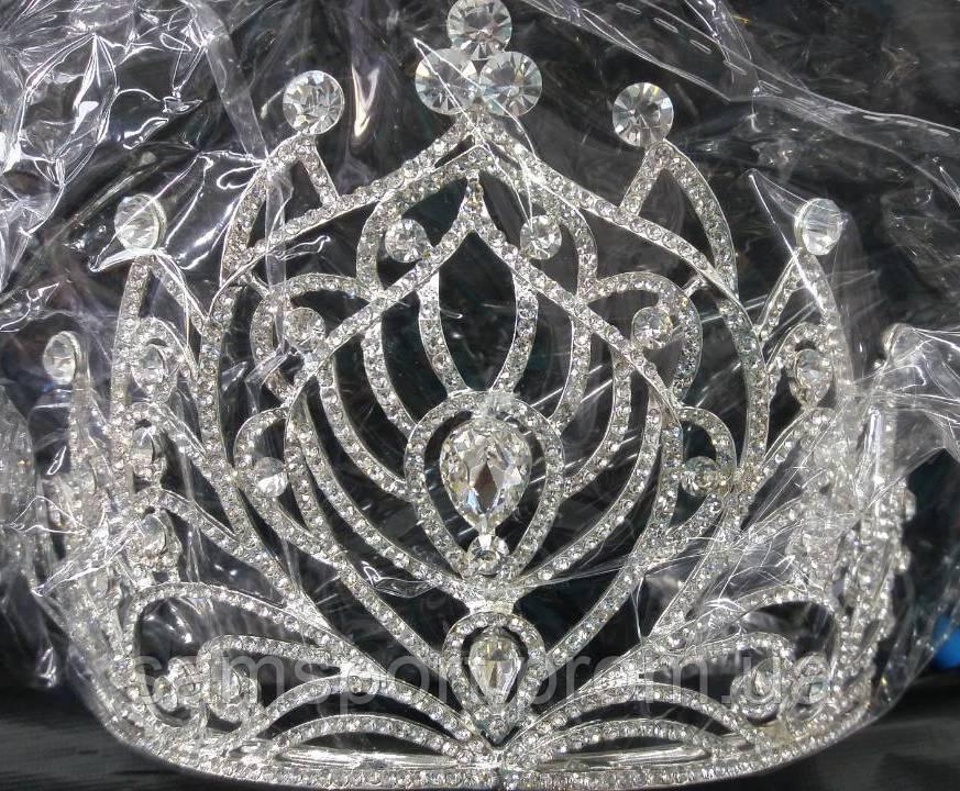 239. Высокие короны 2018 для королев с гребнями. Высота 12 см