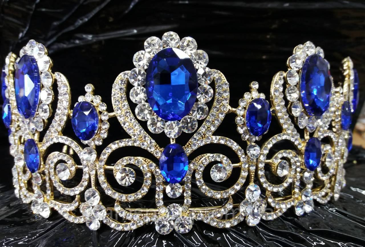 """198 Эксклюзивные золотые короны на голову, тиары и диадемы класса """"люкс"""" оптом"""