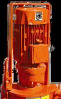 Двигатель + редуктор 5,5kwt  PFT G4, G5, G54