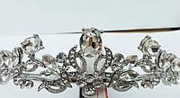 208 Дорогие диадемы с кристаллами. Свадебные украшения на голову.