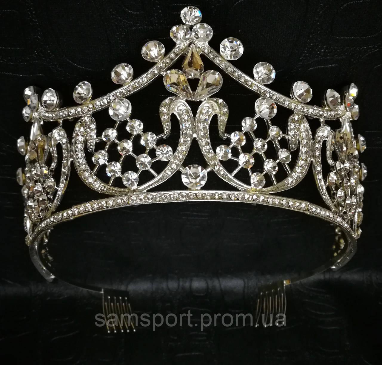 234 Свадебная бижутерия. Короны. Тиары и диадемы оптом.