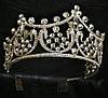 234 Свадебная бижутерия. Короны. Тиары и диадемы оптом. , фото 10