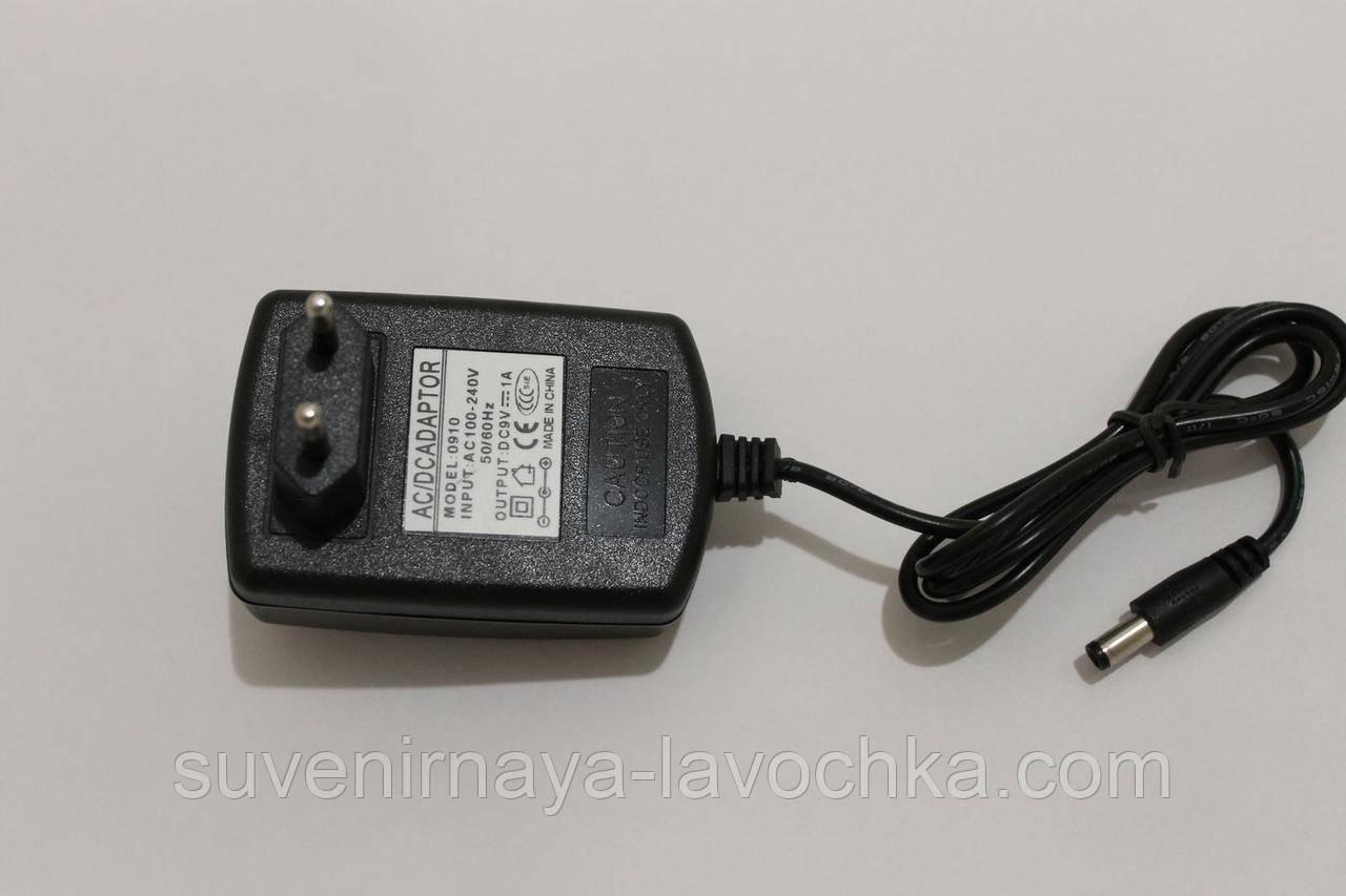 Импульсный Блок питания/Адаптер/Зарядка   9В 1А  (9V 1A)  5.5mm*2.5mm