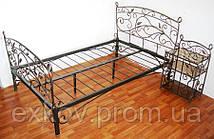 Кровать кованая (ш - 1.20м.)