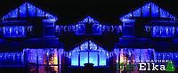 Светодиодная гирлянда Айсикл лайт LED (Icicle light LED)