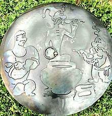 Уникальная гравировка на крышку, фото 2