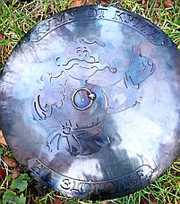 Уникальная гравировка на крышку, фото 3