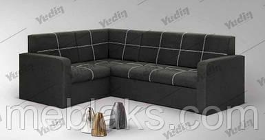 Кухонный угловой диван «Париж»   Udin