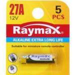Батарейка A27 - Raymax