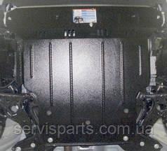 Защита двигателя Chery Tiggo 3 2014- (Чери Тиго 3)