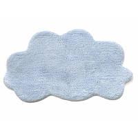 Коврик в детскую комнату Irya Cloud mavi голубой 50х80см