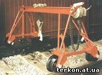 Железнодорожное оборудование