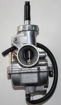 Карбюратор Альфа 125см3, фото 3