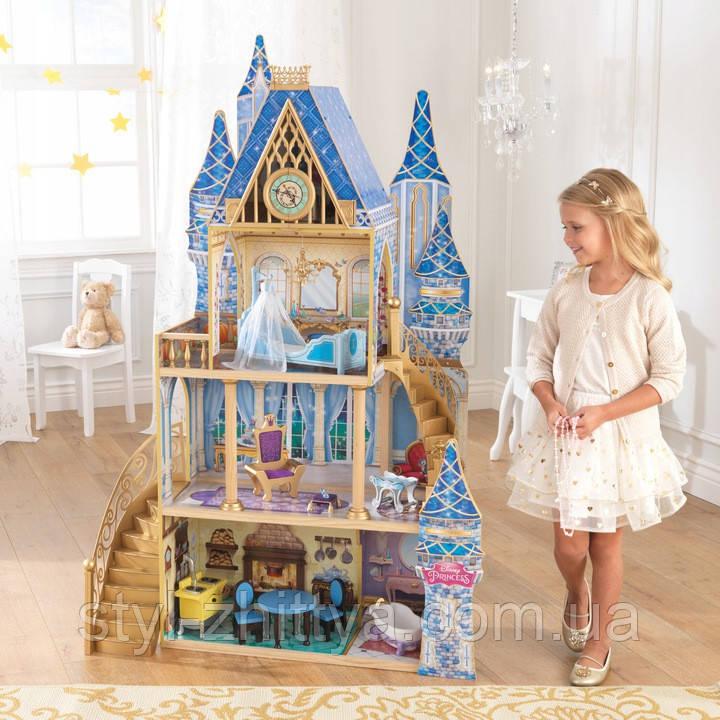 "Великий ляльковий будиночок ""Замок Попелюшки"" KidKraft"