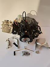 Двигатель на квадрациклы 125 куб Альфа, Дельта,Актив