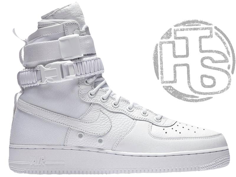 b3b605d6d75 Женские кроссовки Nike Special Field Air Force 1 White 903270-100 -  Интернет-магазин