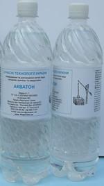 Акватон-10 (марка А-1) 1 л., для обеззараживания воды в колодцах, скважинах и бассейнах небольших объемов.