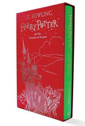 Harry Potter and the Chamber of Secrets (Gift Edition), фото 2