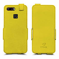 Чехол флип Stenk Prime для ZTE Nubia Z18 mini Желтый
