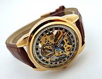Мужские часы - Tissot - Skeleton, механические с автозаводом.