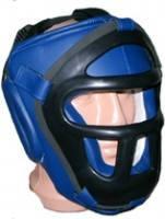 Шлем с пластиковой маской (made in Pakistan)